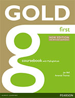 Gold First cover