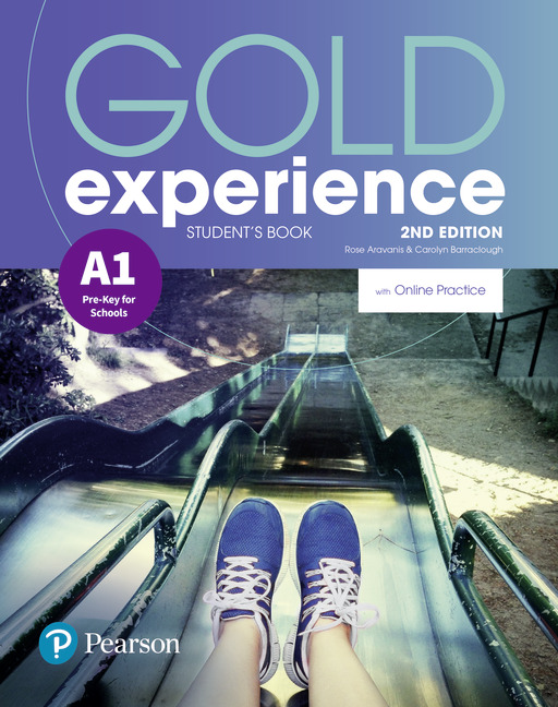 Gold Experience A1 2nd edition cover