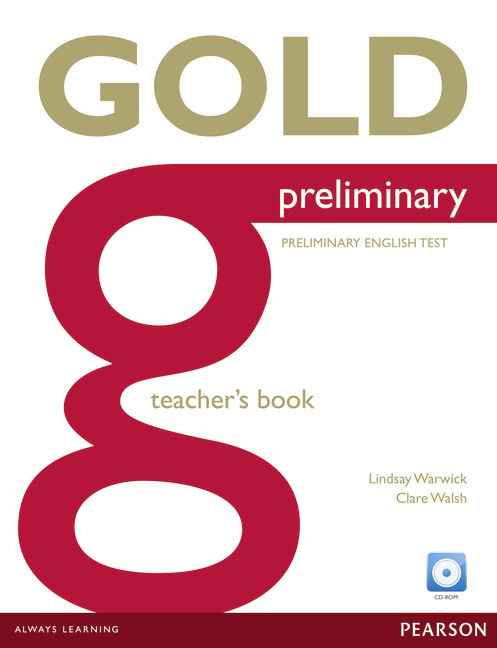 Gold Teachers Book cover