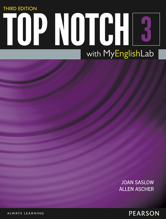 Top Notch Level 3 cover