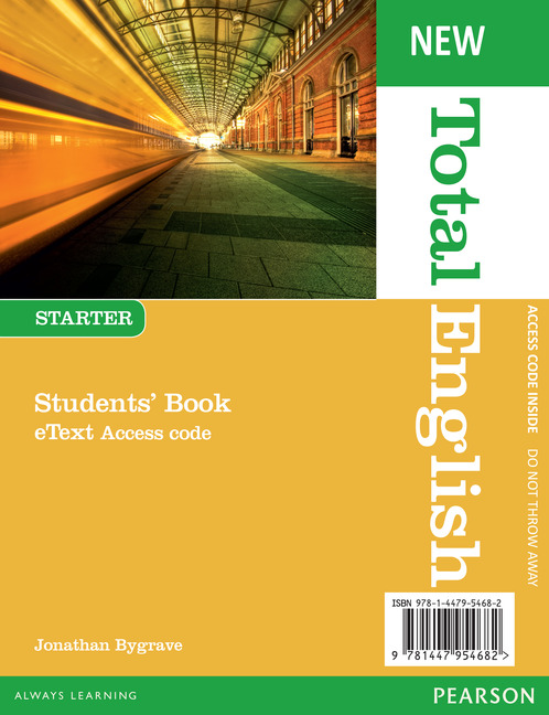 new total english student etext