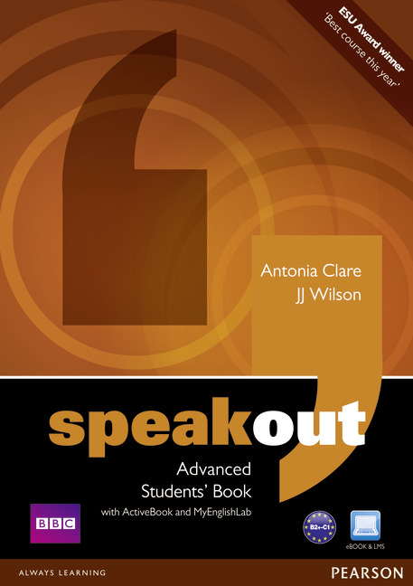 Speakout 1e advanced cover