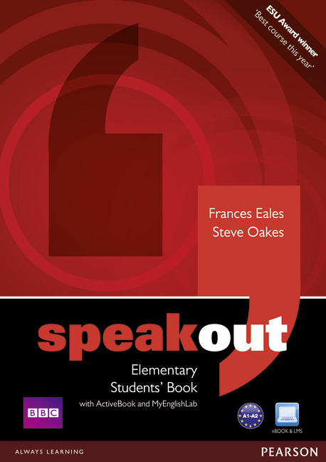 Speakout 1e elementary cover