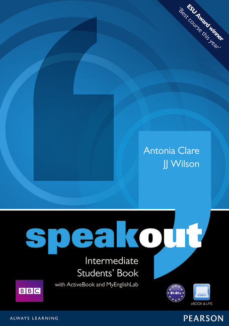 Speakout 1e intermediate cover