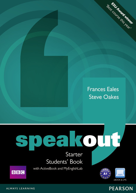 Speakout 1e starter cover