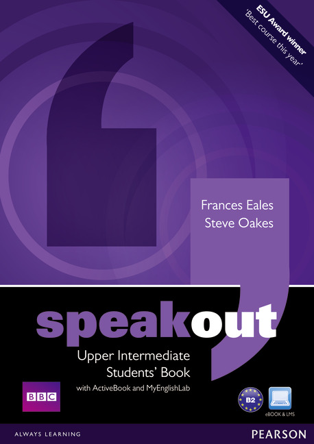 Speakout 1e Upper Intermediate cover