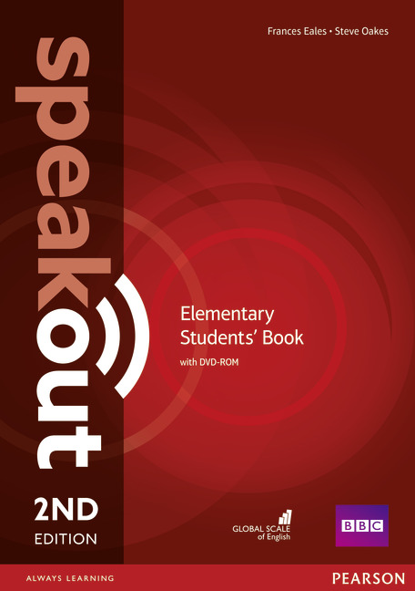 Speakout 2e elementary cover