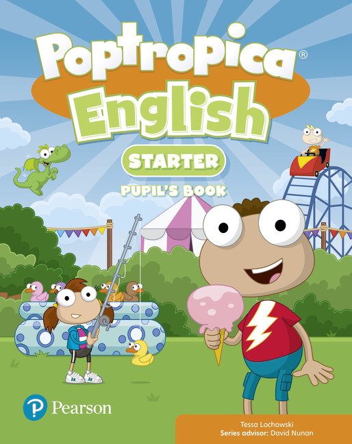 Poptropica English cover image