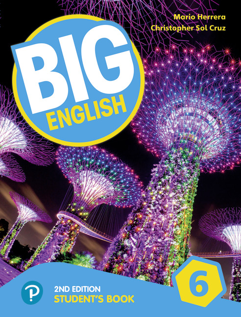 Big English 2nd Edition cover image
