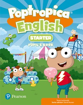 Poptropica English British Edition cover image