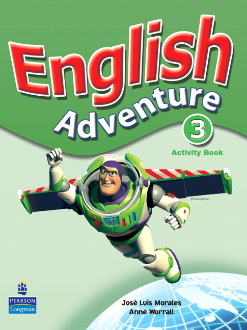 English Adventure Cover
