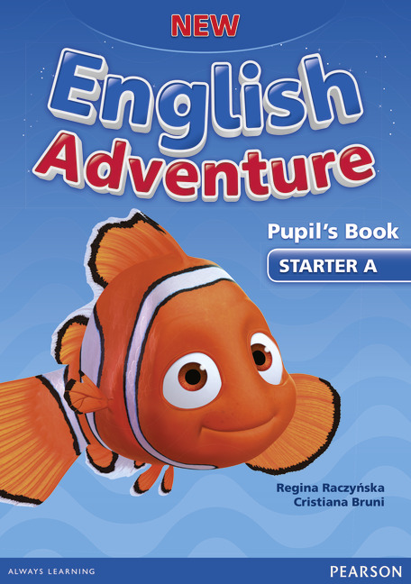 new english adventure pupils book