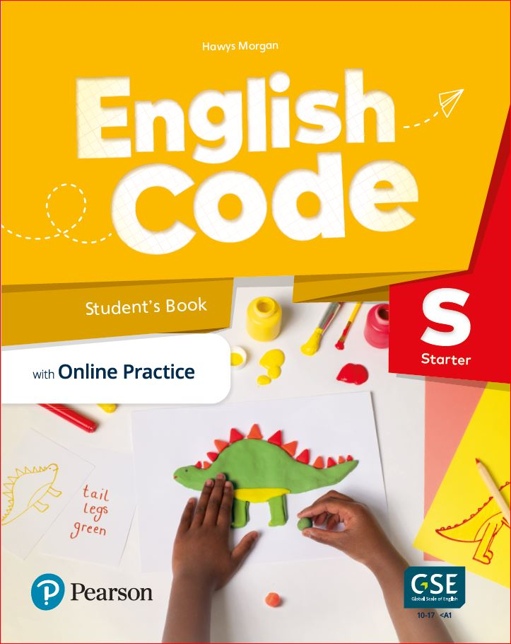 English Code Student's book cover
