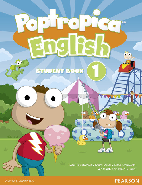 Poptropica American English cover image
