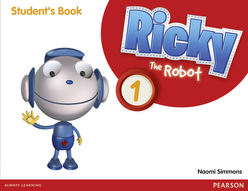 Ricky the Robot Cover