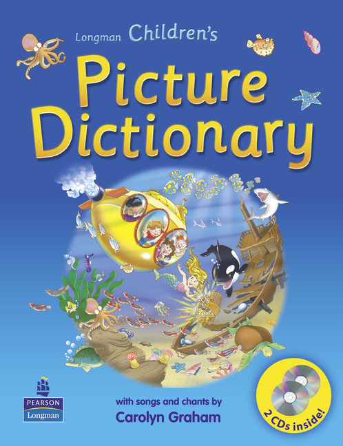 Longman Young Children's Picture Dictionary cover