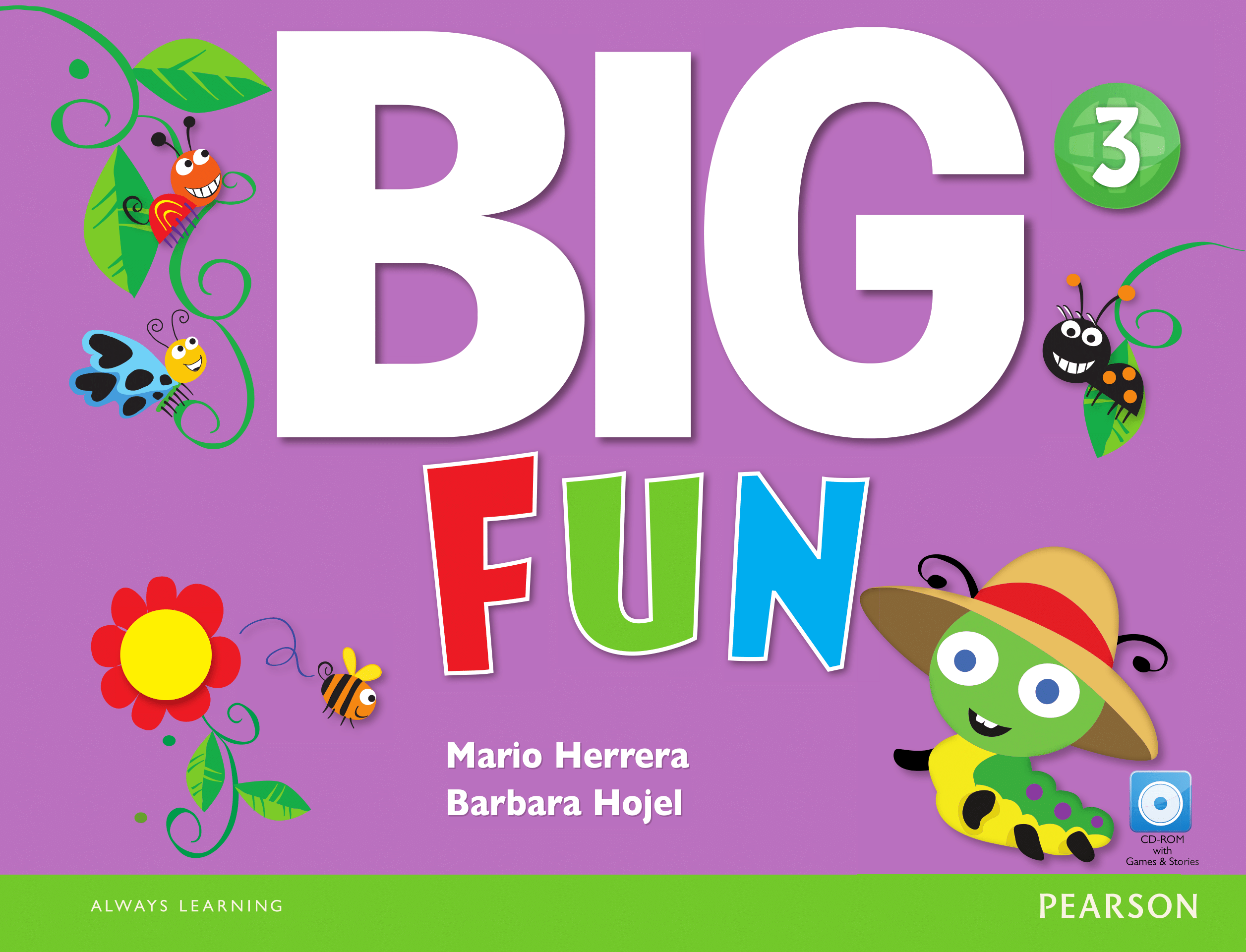 big fun student book cover level 3