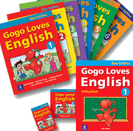 gogo loves english image