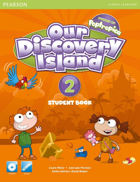 our discovery island level 2 student book