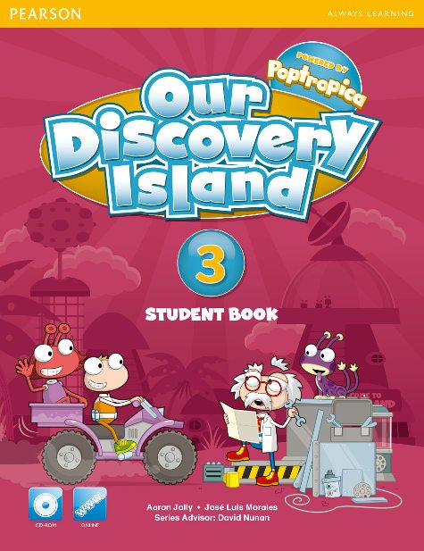 our discovery island level 3 student book