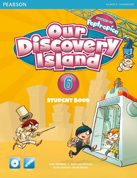 our discovery island level 6 student book