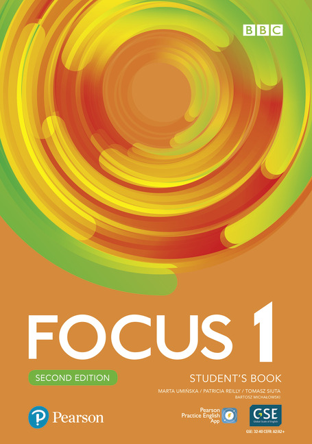 Focus Second Edition cover image