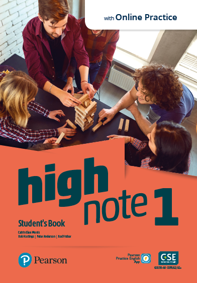high note student book online practice