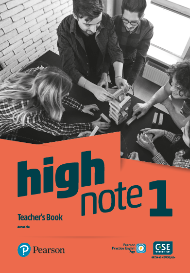 high note student book