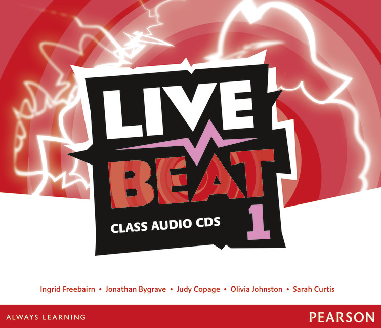 live beat class audio cd
