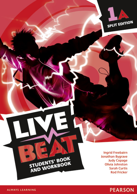 live beat student book