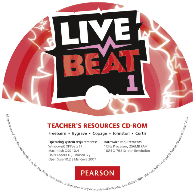 live beat teacher resources