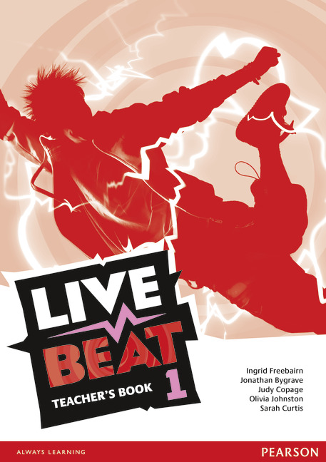 live beat teachers book