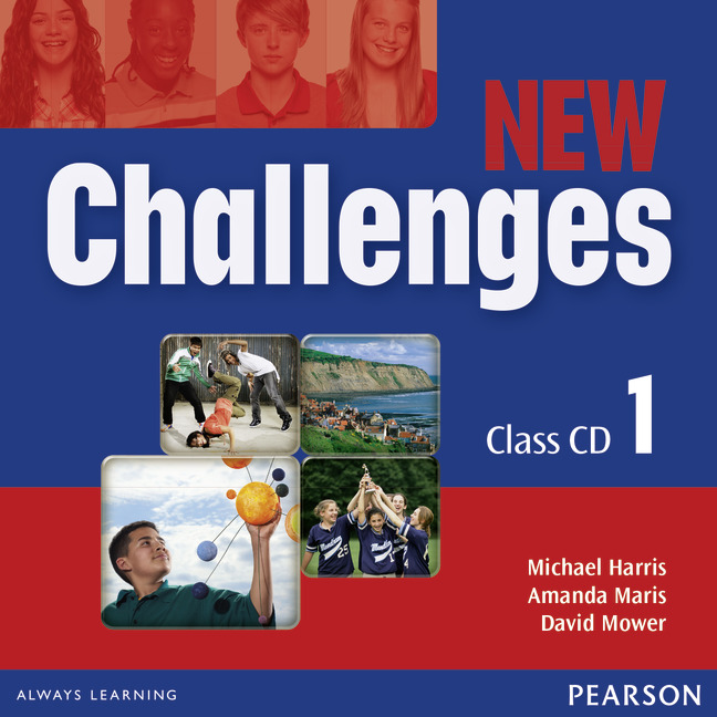 new challenges class audio cd