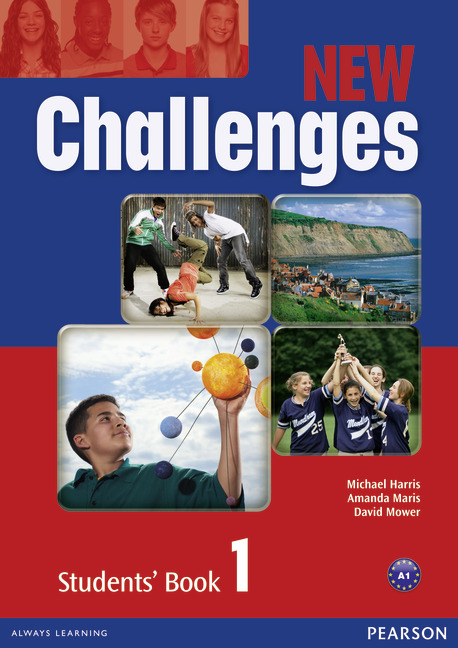 new challenges students book