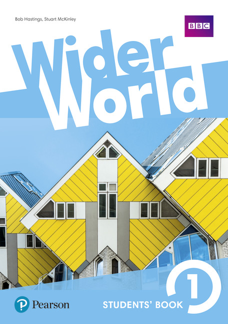Wider World American Edition cover image