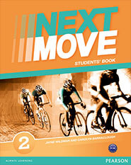 next move student book level 2