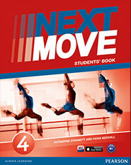next move student book level 4
