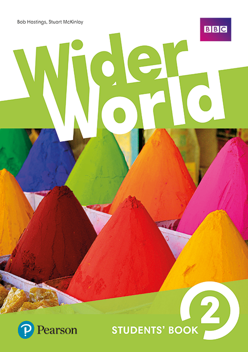 Wider World Level 2 book cover
