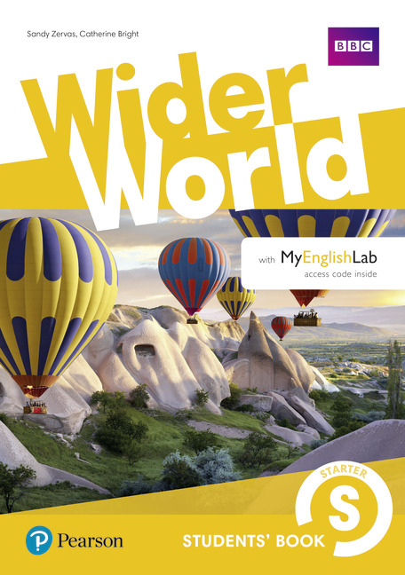 Wider World British Edition cover image