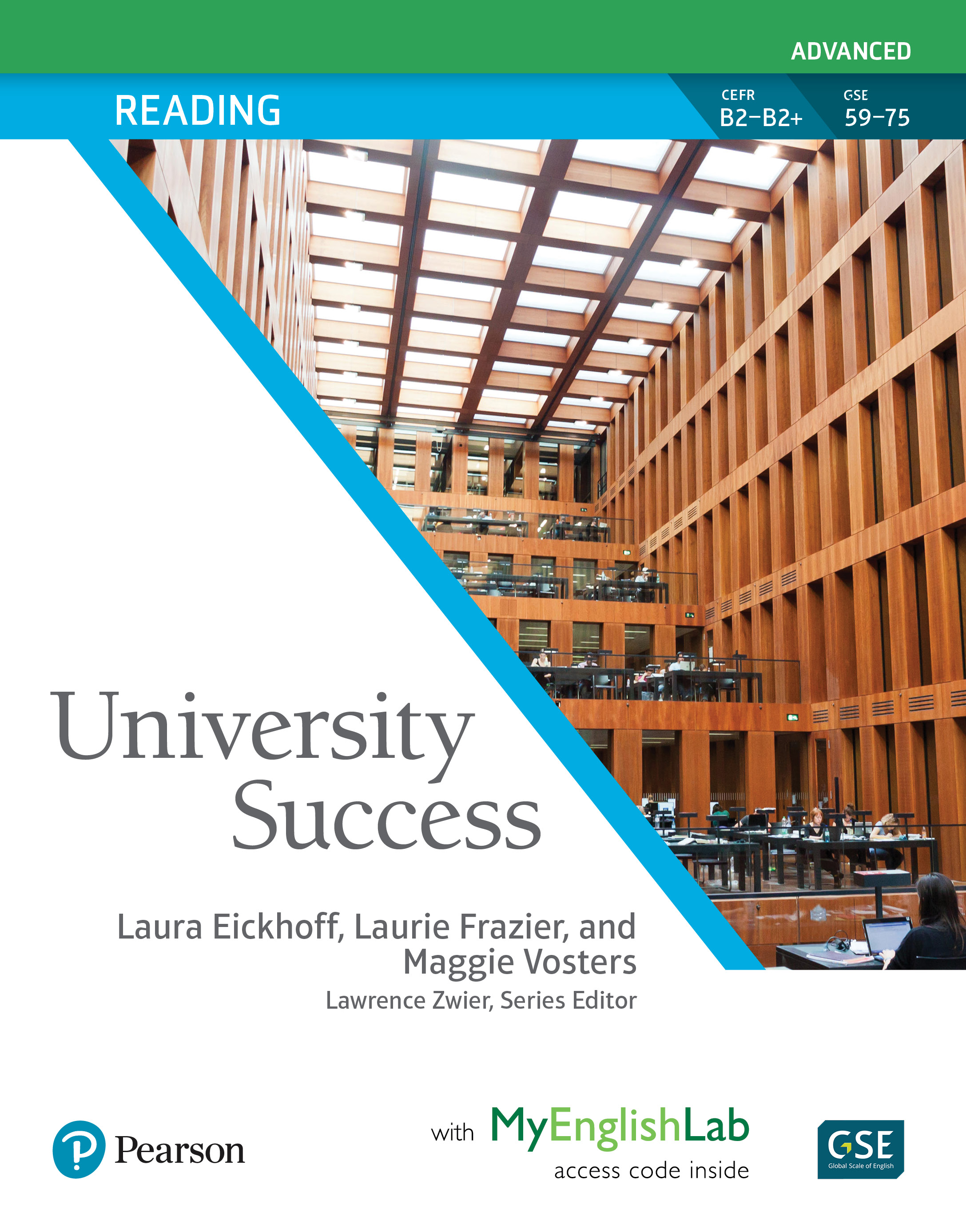 university success cover reading