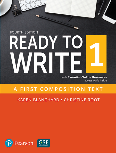 Ready to Write level 1 cover