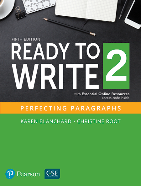 Ready to Write level 2 cover