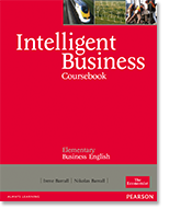 intelligent business coursebook elementary