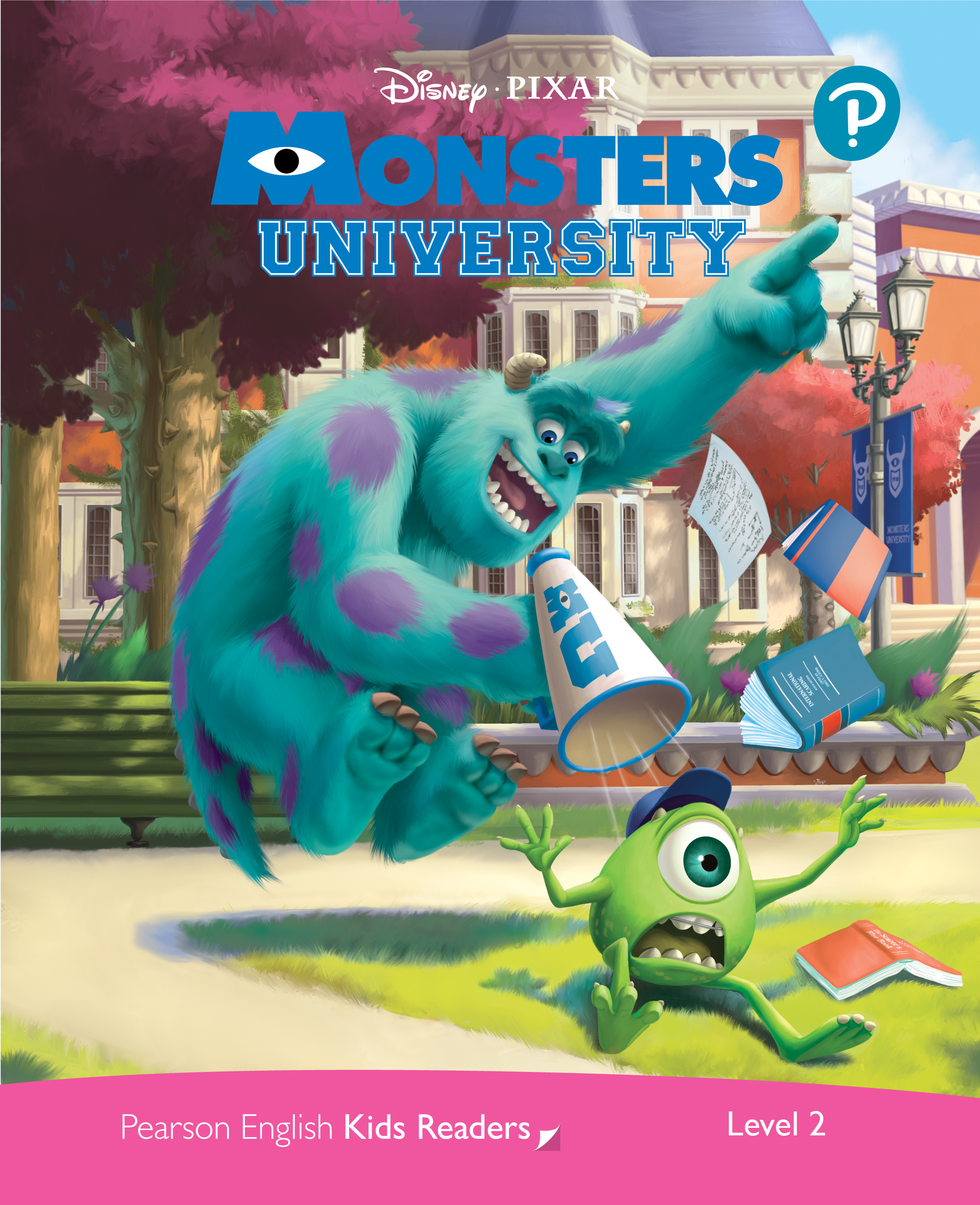 Monsters University cover image