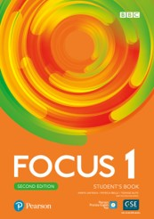 Focus level 1 book cover