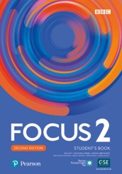 Focus level 2 book cover
