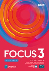 Focus level 3 book cover