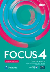 Focus level 4 book cover