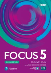 Focus level 5 book cover