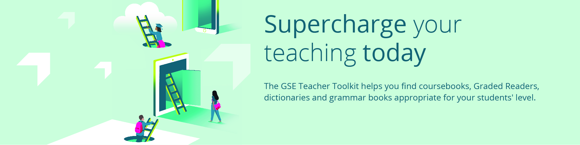 Global Scale of English: super charge your teaching
